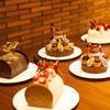 【X'mas向け新商品!】表参道「GLACIEL」新作ケーキ試食会レポート